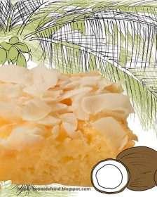 Buttermilchkuchen, glutenfrei