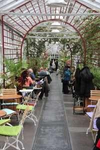 Cafe Königliche Gartenakademie Berlin, glutenfrei