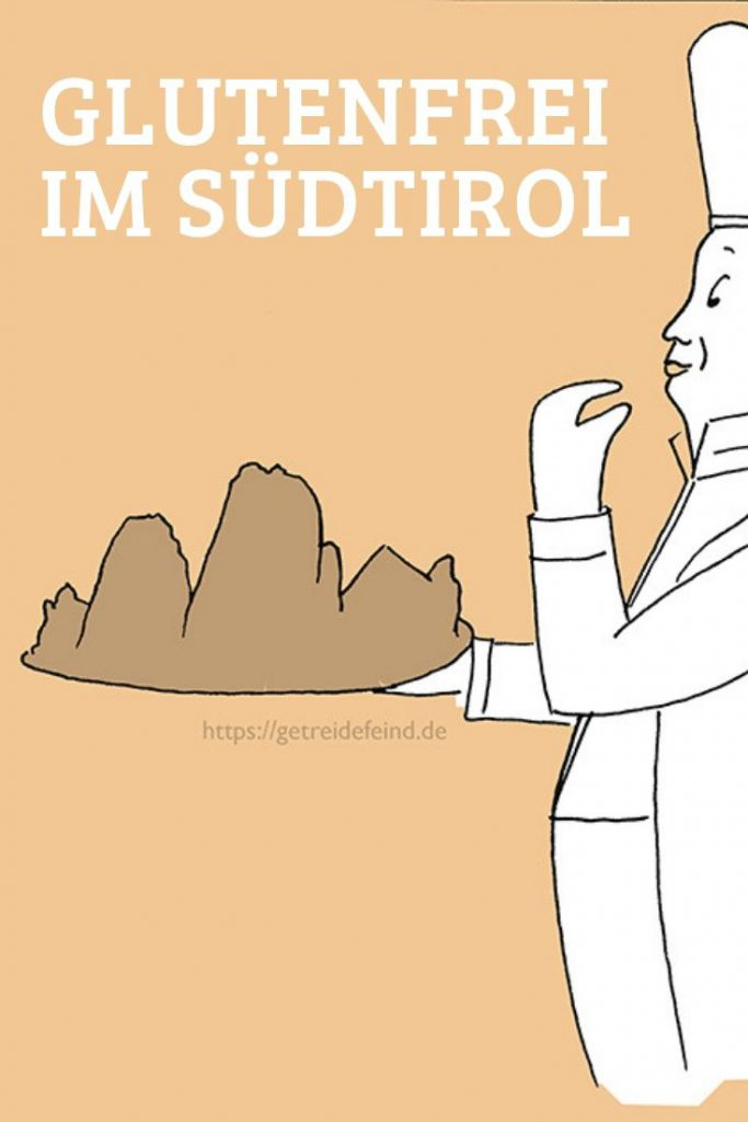 Glutenfrei im Südtirol