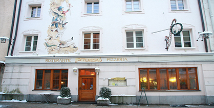 Restaurant Zi Theresa in Passau, glutenfrei