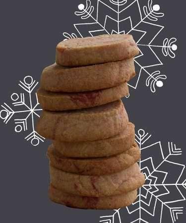 Kartoffelmarzipanplätzchen, glutenfrei