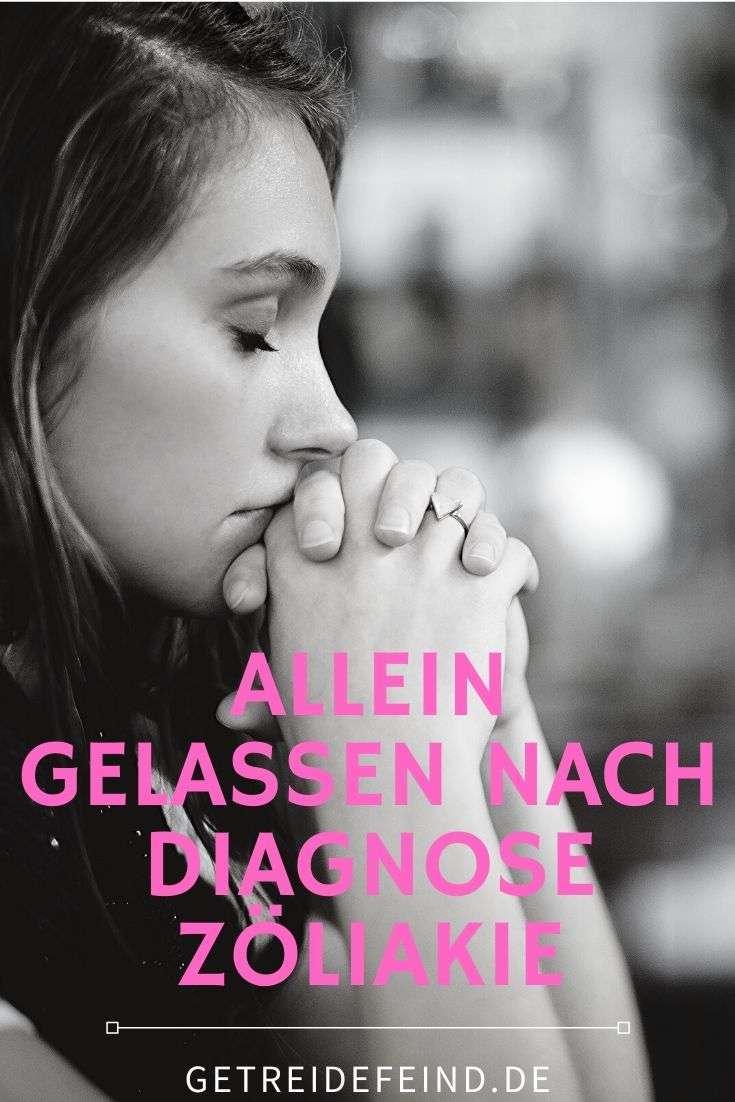 Zöliakie Diagnose - allein gelassen