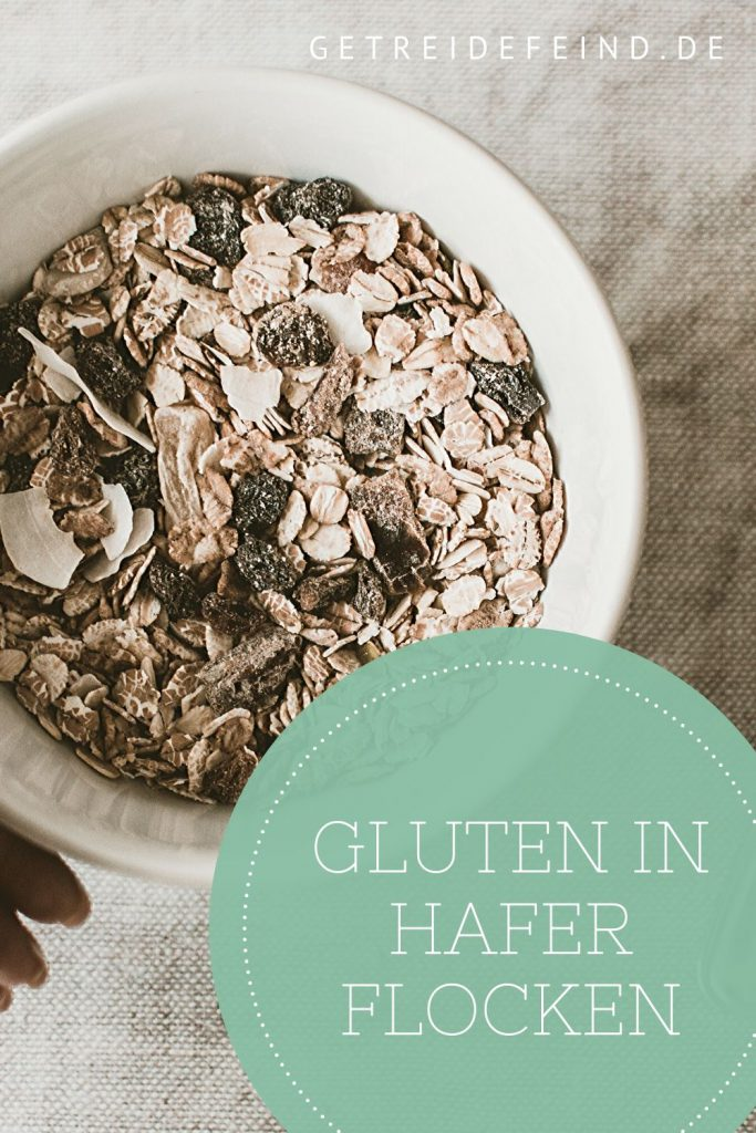 Gluten in Haferflocken
