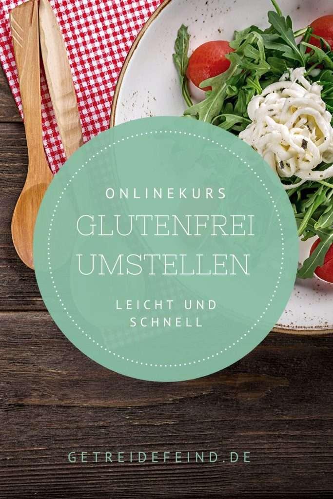 Onlinekurs Glutenfrei umstellen