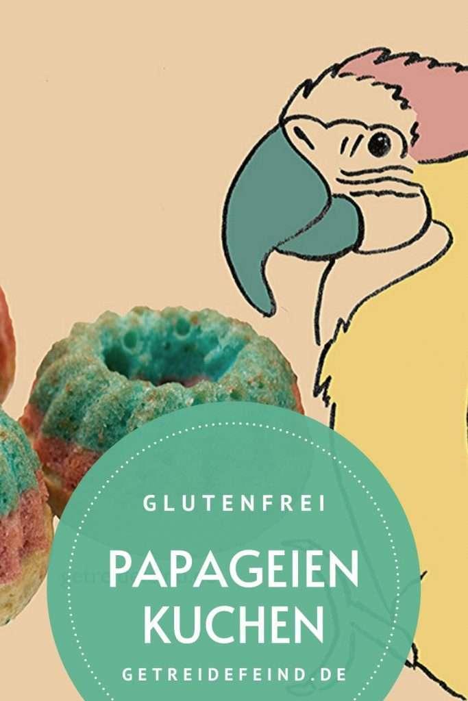 Glutenfreier Papageienkuchen